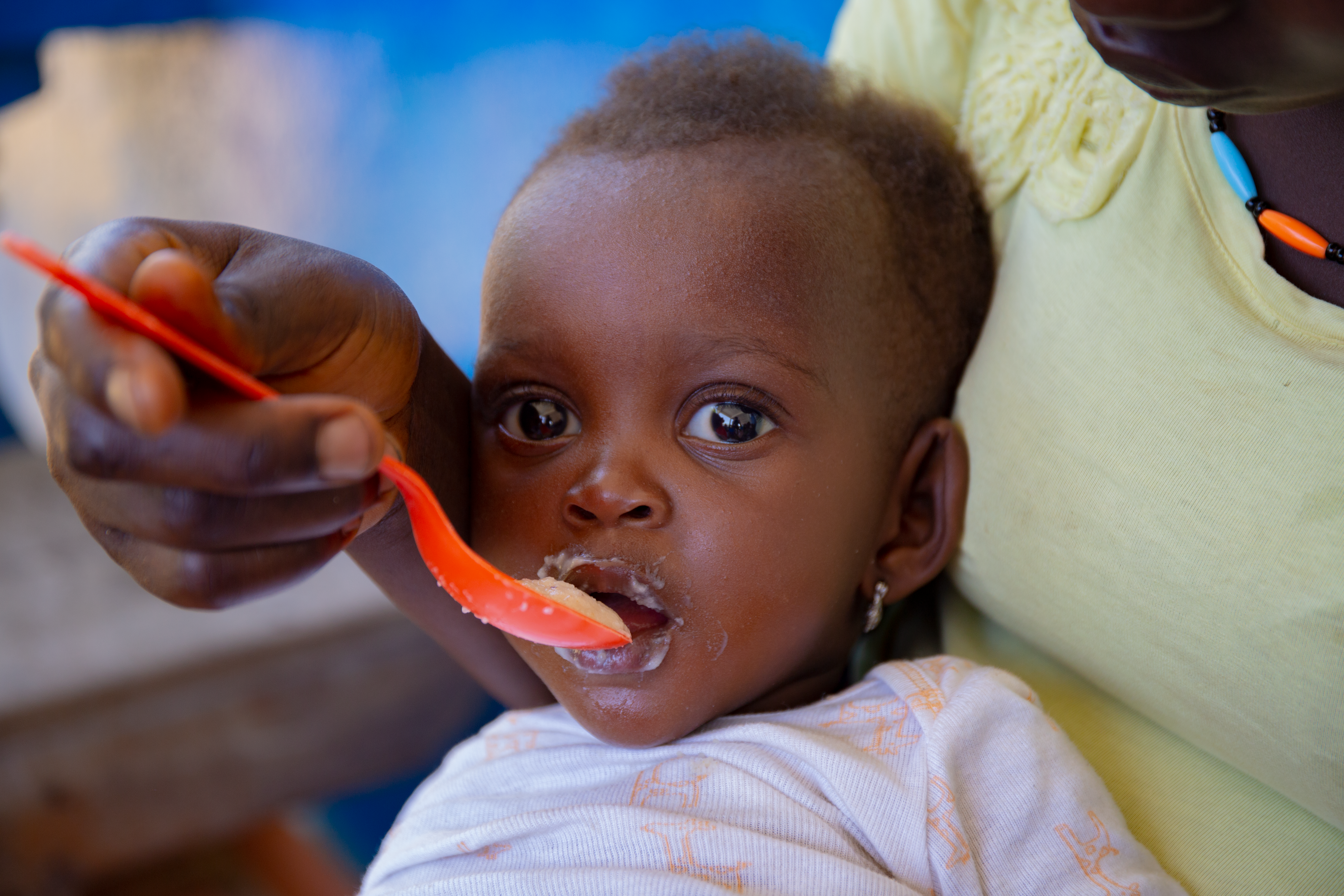 we've joined a global coalition to stop children dying from hunger